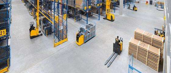 RFID技术如何在制造业仓储管理