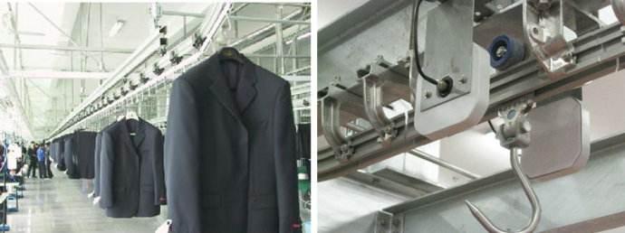 RFID服裝生產智能化會是怎樣的風潮